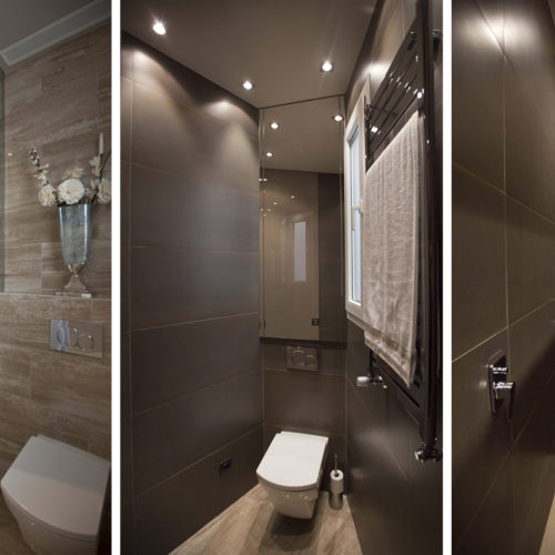 11 baños